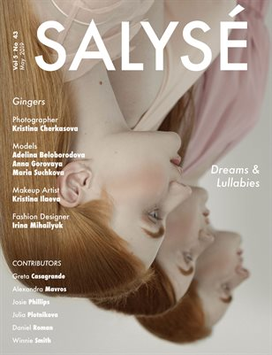 SALYSÉ Magazine | Vol 5 No 43 | MAY 2019 |