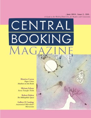CENTRAL BOOKING Magazine June 2010