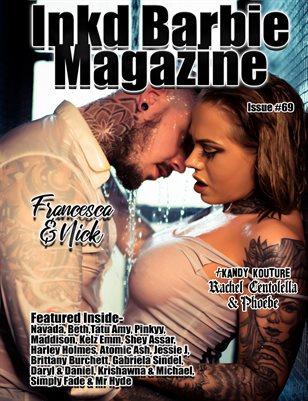 Inkd Barbie Magazine Issue #69 - Francesca & Nick