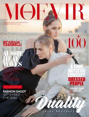 36 Moevir Magazine October Issue 2020