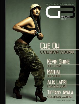 G3 Magazine Issue 41 (Che' Oh Cover)