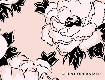 Client Organizer: Bloom