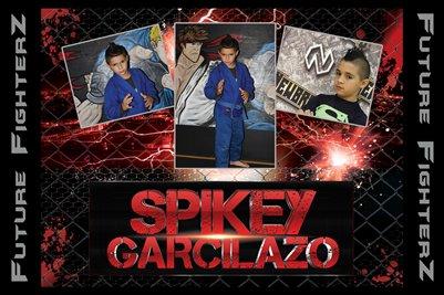 Spikey Garcilazo Poster 2015
