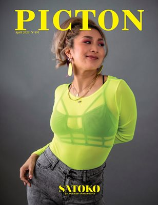 Picton Magazine APRIL 2020 N491 Cover 2