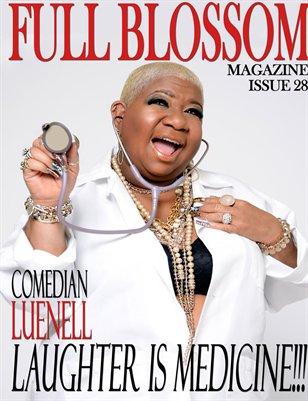 FBM Issue 28- Luenell/ Laughter is Medicine