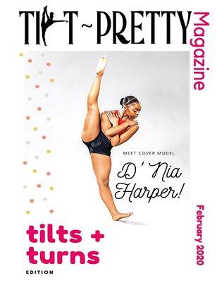 Tilt Pretty Magazine February 2020
