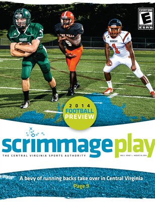 Scrimmage Play Volume 6, Issue 1