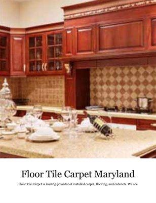 Floor Tile Carpet Installation