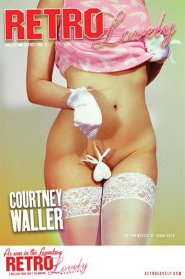 Valentine's 2021 - VOL 6 – Courtney Waller Cover Poster