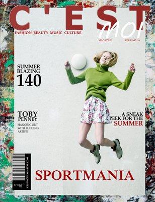 C'est Moi Magazine Issue Sixteen