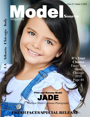 Model Source magazine Issue 12 Volume 11 2019
