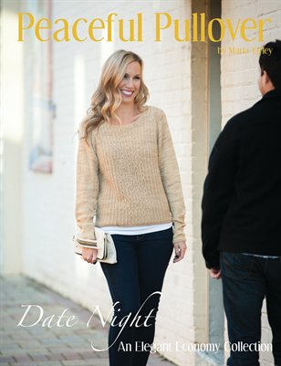 Peaceful Pullover