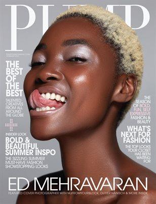 PUMP Magazine | The Ultimate Fashion Edition | Vol.5 | June 2021
