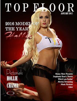 Top Floor Magazine January 2017