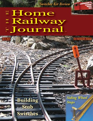 Home Railway Journal: SUMMER 2008