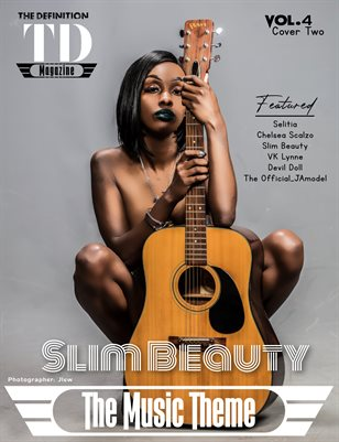 The Definition of Music: Slim Beauty Vol.4 Cover 2
