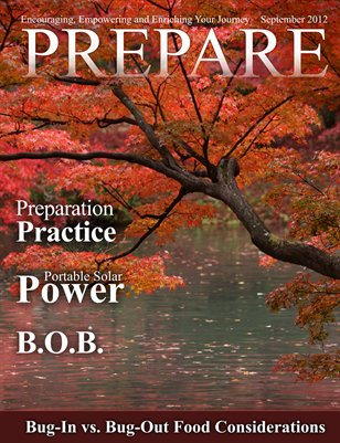 PREPARE Magazine - September Issue