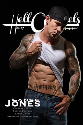 Hell on Heels Magazine Poster Feature Feb 10th Lance Jones