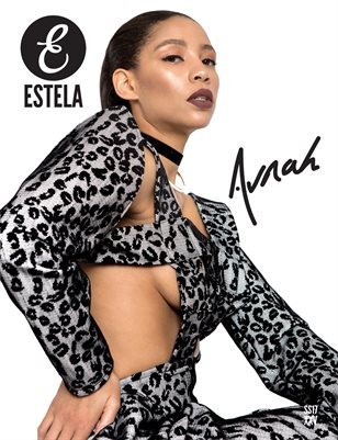 Estela Magazine: Issue XXV - Cover 2
