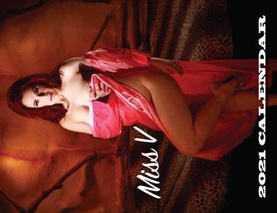 Miss V 2021 Calendar