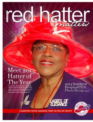 Red Hatter Matters, Summer 2013