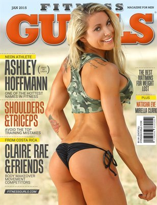 Ashley Hoffmann - January 2015