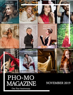Pho-Mo Magazine November 2019 Issue