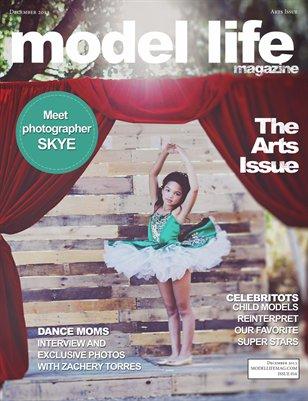 Model Life Magazine - December 2013