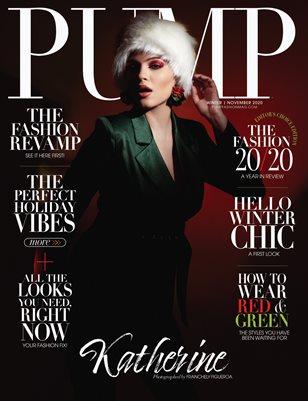 PUMP Magazine | The Fashion & Beauty Edition | Vol.2