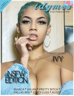 Issue #1 iDymes Magazine NSFW Issue