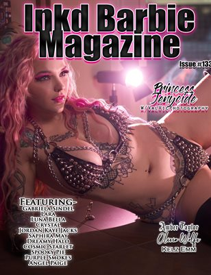 Inkd Barbie Magazine Issue #133 - Princess Jenycide