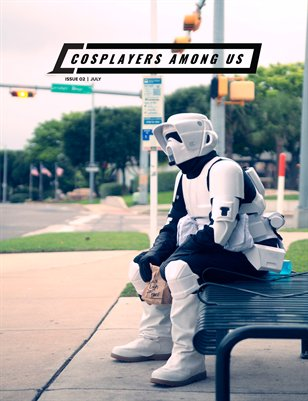 Cosplayers Among Us - Issue #2