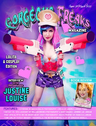Issue 39 Lolita & Cosplay Edition Cover Photographer: Justine Louise