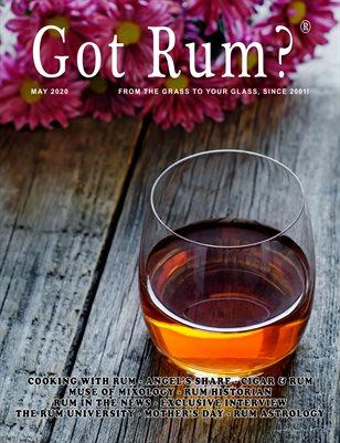 """""""Got Rum?"""" May 2020"""