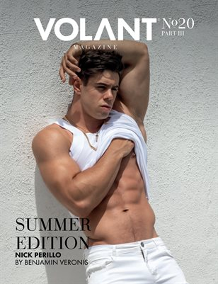 VOLANT Magazine #20 - SUMMER EDITION - PART III