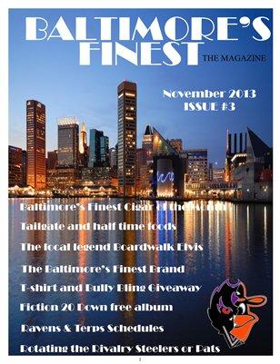 November 2013 Issue #3
