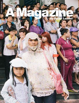 A Magazine by Dylan Leeder