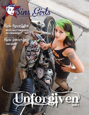 Unforgiven issue #3 (Lacey Cover)