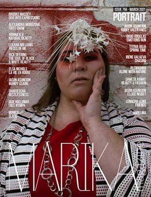 MARIKA MAGAZINE PORTRAIT (ISSUE 756 - MARCH)