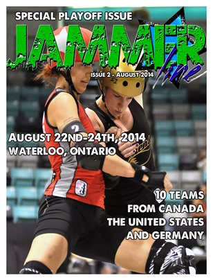 Jammer Line August 2014 Issue - Special Playoff Edition