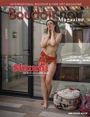 Shauni in the private spa