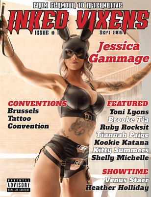 Inked Vixens Issue #1