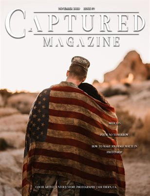 Captured Magazine - Issue 9