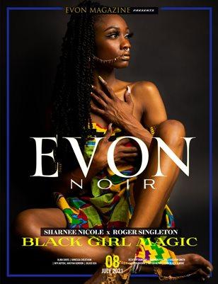 EVON NOIR Issue 08