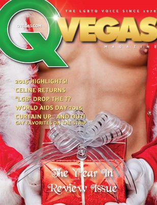 QVegas | The Year in Review Issue | December 2015
