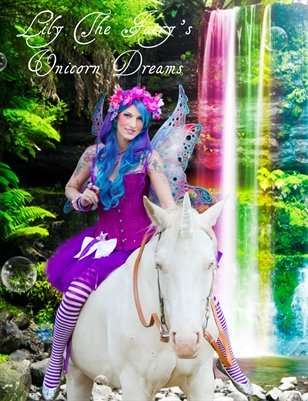 Lily The Fairy's Unicorn Dream