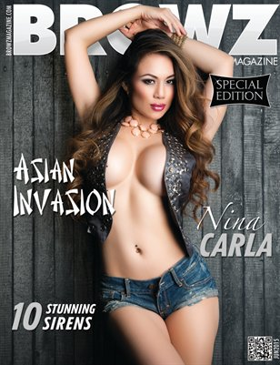 BROWZ Magazine: Asian Invasion 2015