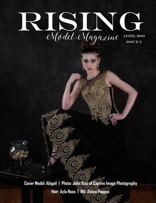 RisingModelMagazine Issue #5