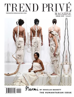 Trend Privé Magazine – Issue No. 35- Vol.1