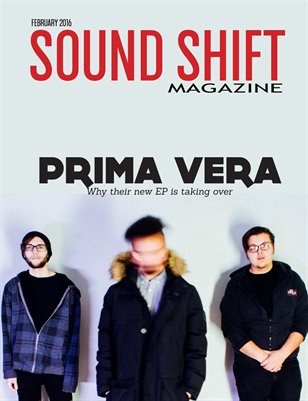 Sound Shift Magazine #001 - PRIMA VERA